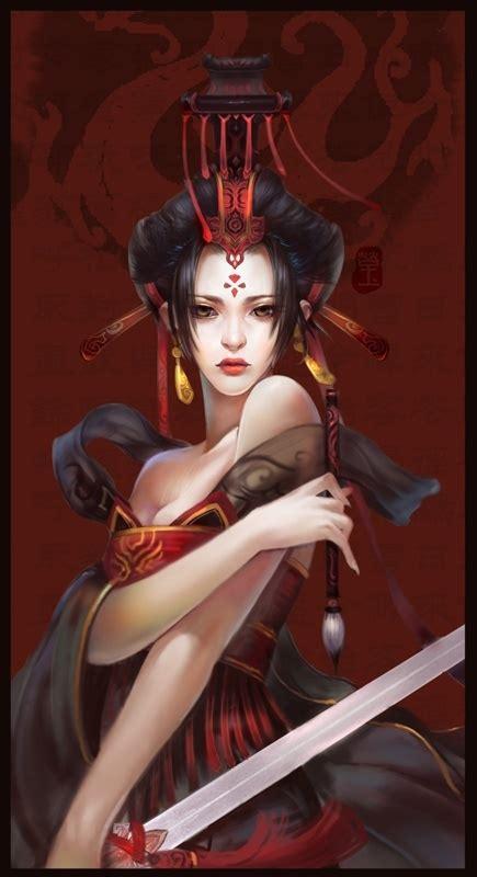 Gothic geisha the comic book by sandra changadair jpg 435x800
